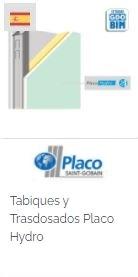 Imagen Objeto BIM Tabiques y Trasdosados Placo Hydro 1