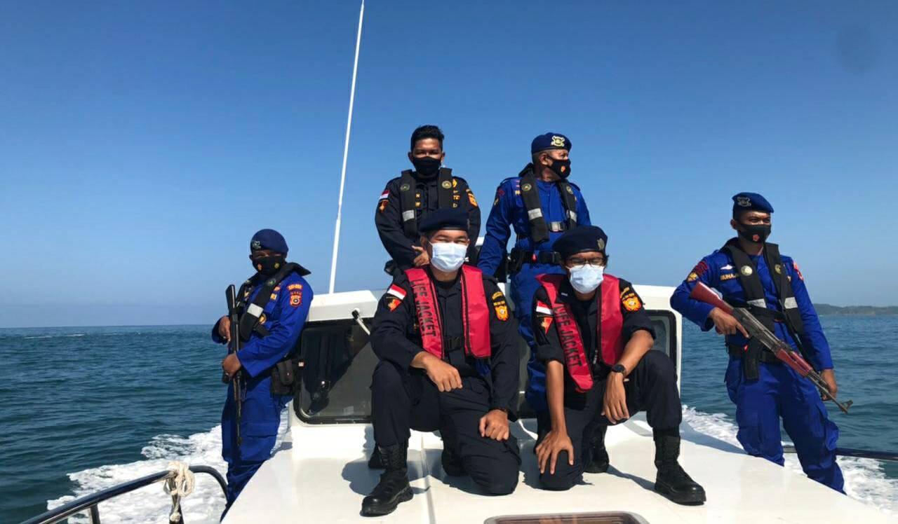 Sinergi Jaga Perairan Laut, Bea Cukai gelar Patroli Gabungan bersama Polairud