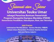 UTU menangkan kompetisi program Kampus Merdeka (PKKM) Liga II