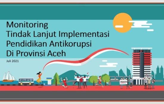 Dikdik Aceh Bersama KPK laksanakan Bimtek