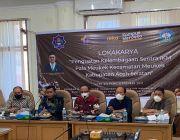 UTU Kerjasama dengan Pemkab Aceh Selatan Gelar Pembukaan Program Matching Fund