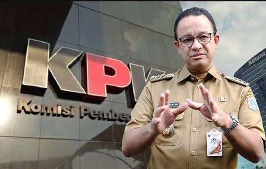 Anies Baswedan Dipanggil KPK