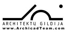 Architektų Gildija, ArchicadTeam.com,BIM Forum Vilnius 2016 sidabrinis remėjas