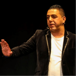 Mohamed Le Suédois, Comédien