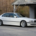 How About A 740i Sporty Shorty With An S62 And A Six Speed Bimmerlife