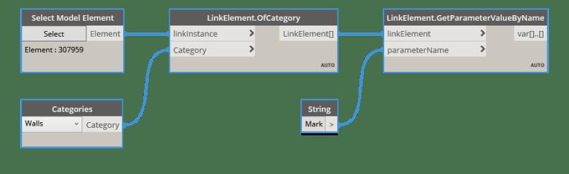 BimorphNodes LinkElement.GetParameterValueByName user guide
