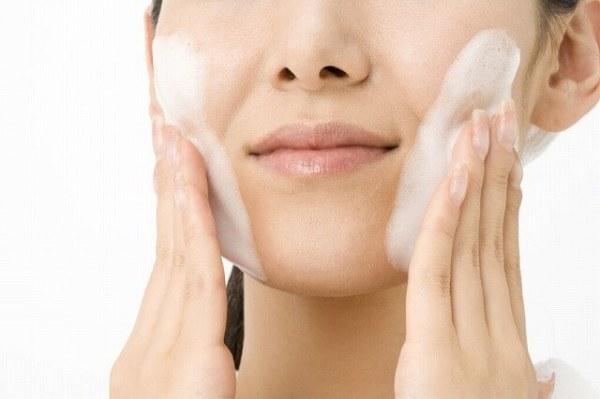 ニキビ 洗顔