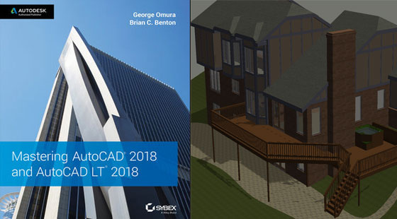 Mastering AutoCAD 2018 and AutoCAD LT 2018 1st Edition