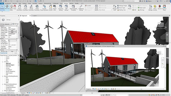 What's New in Revit 2019