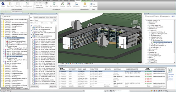 Chalkline has introduced new BIM and Spec integration functionality directly into Microsoft Word