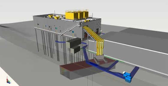 BIM Case Study: Oakland International Airport's Central Utility Plant