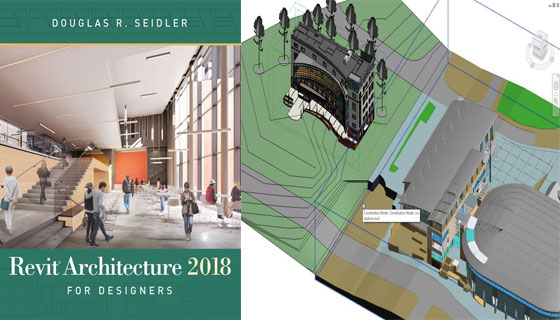 Revit Architecture 2018 for Designers – An exclusive e-book for architects and interior designers