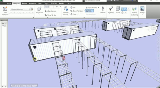 How to perform MEP modeling in a jobsite with Revit