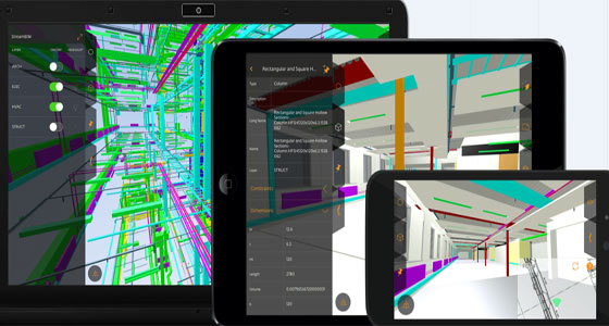 StreamBIM – The newest BIM application in North America