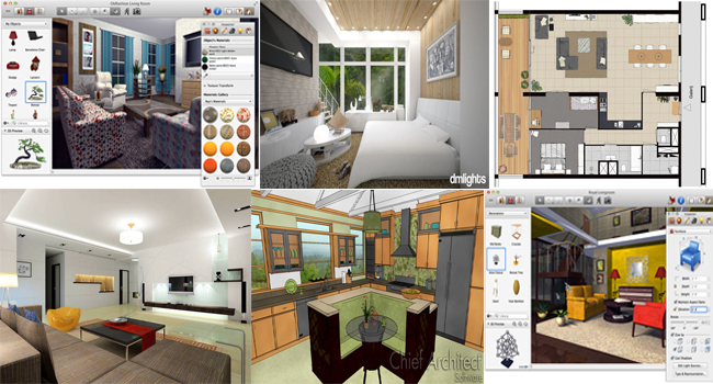 Some useful cad software for interior designers