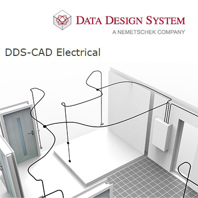 DDS-CAD Electrical logo IBS ibimsolutions