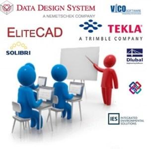 Individualūs programinės įrangos, bim mokymai