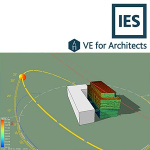 IES VE for architects product logo IBS ibimsolutions
