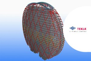 Aldar-HQ_Tekla-model_BIM_www.statybosobjektai.lt bimsolutions.lv
