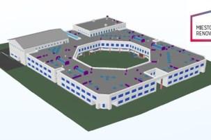 Ateities skolas renovācija, bim projekti