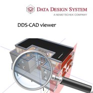 DDS-CAD viewer product logo bimsolutions.lv/