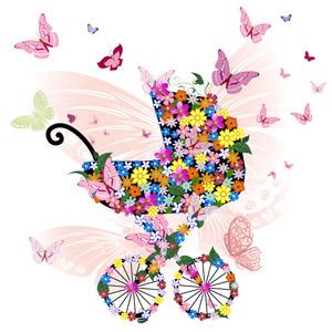 Eurem Nachwuchs Wunsche Ich Alles Gute Viel Freude Im Leben Und