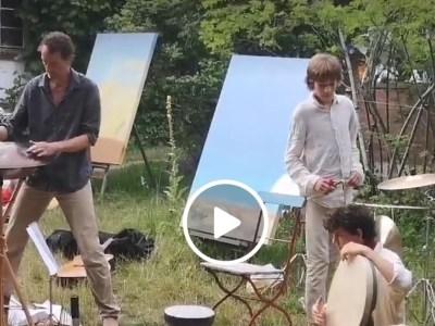 """""""Küchenkonzert"""" – Percussion aus der Küche gezaubert"""