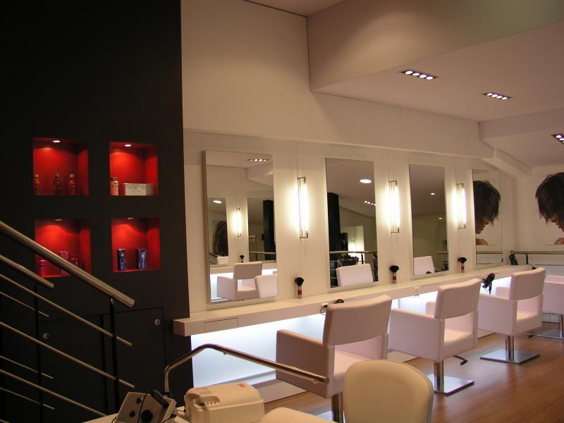 Decoration Salon De Coiffure Moderne Homme   Unixpaint