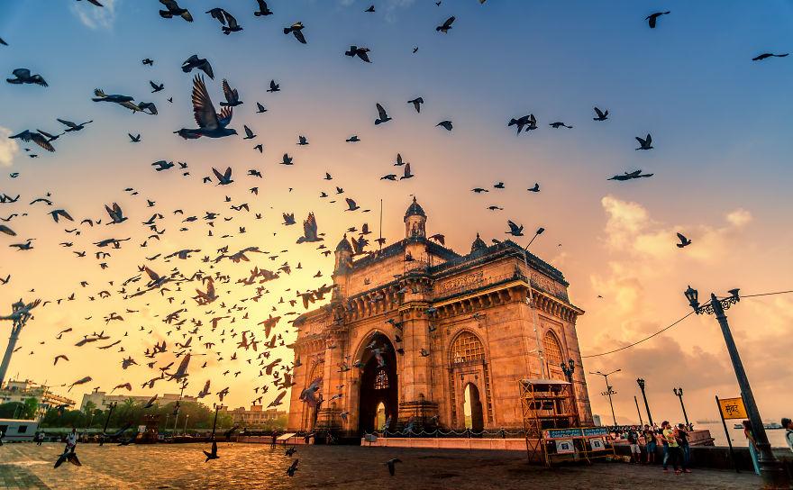 Morning Mumbai