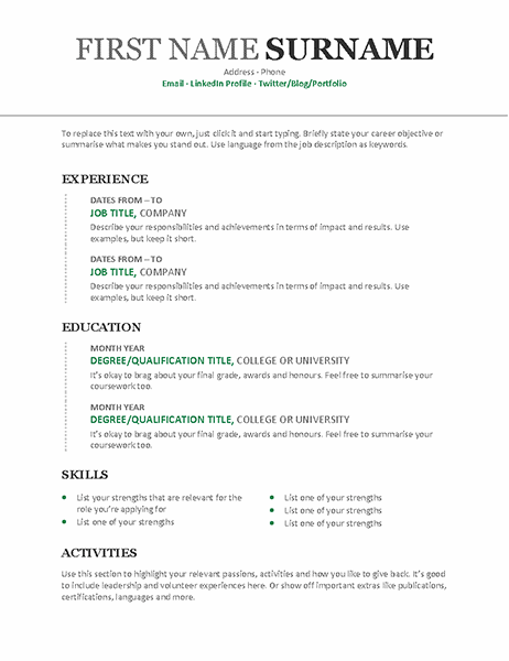 Panduan Lengkap Cara Membuat CV (3 Langkah Mudah!) 25