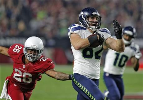 Luke Willson, Rashad Johnson