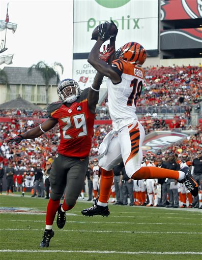 Leonard Johnson, A.J. Green