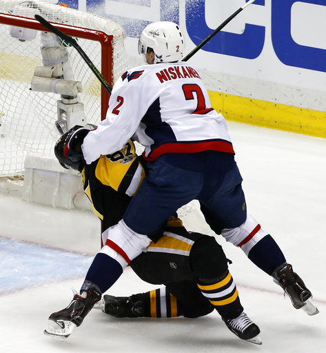 Image result for crosby concussion capitals may 2017