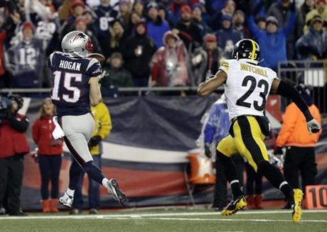 Chris Hogan, Mike Mitchell