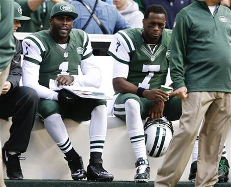 Michael Vick, Geno Smith
