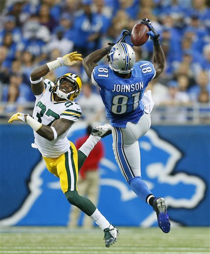 Sam Shields, Calvin Johnson