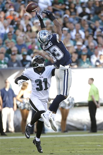 Terrance Williams, Byron Maxwell