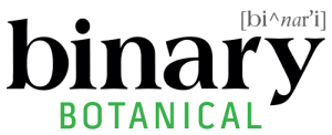 Binary Botanical logo