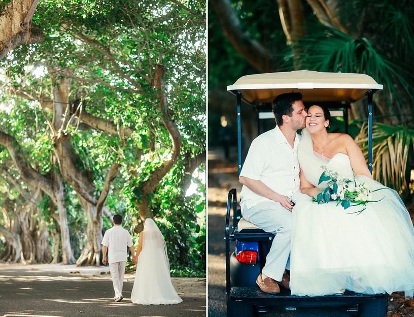 Meg Amp Roy Gasparilla Inn Wedding Boca Grande FL