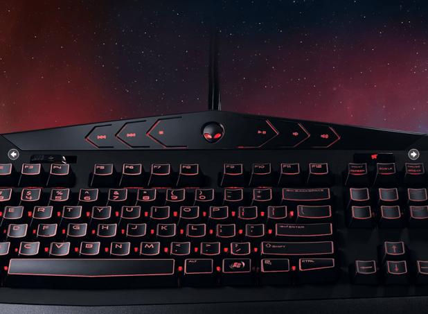 Alienware TactX Keyboard Binary Messiah Reviews For