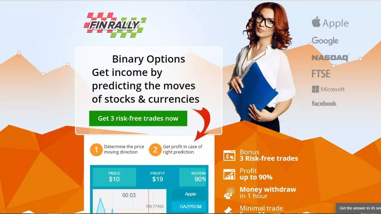 Dr wallace binary options