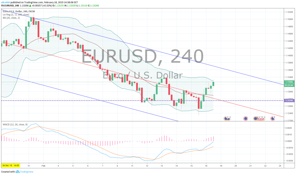 EUR/USD MARKET REVIEW FEBRUARY 18-22 2019