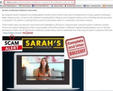 Sarahs Confessions 1