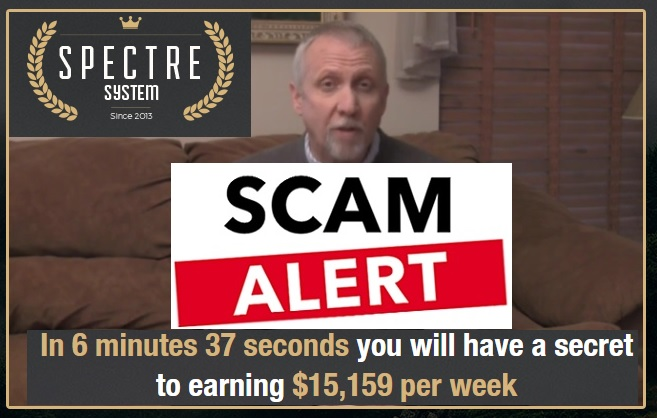 Spectre System Scam