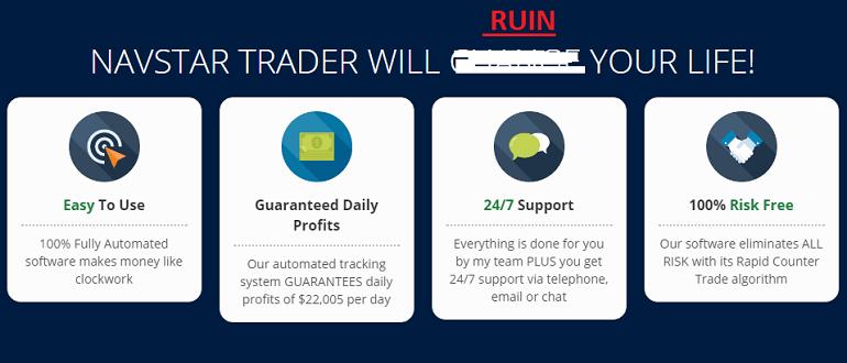 navstar trader software