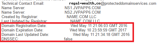 regal wealth software