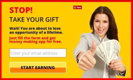 scam popups