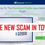 Electoral Profits Review – Another Scam Software Busted!