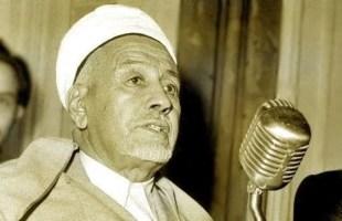 في الذكرى الأولى للثورة الجزائرية