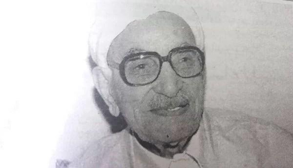 الشيـخ محمد خير الدين